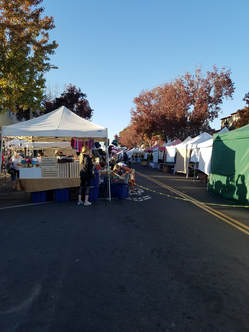 Farmer's Market on State Street
